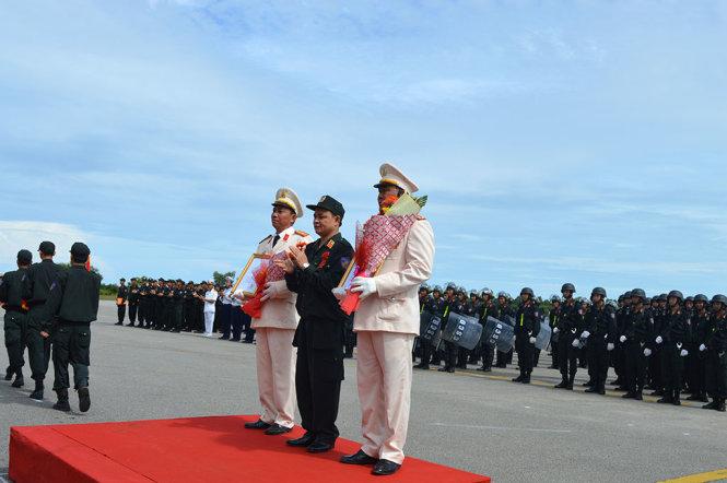 Bộ Công an thành lập đội đặc nhiệm tại Phú Quốc 1