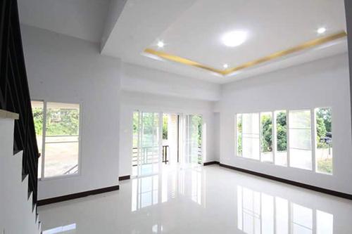 Ngôi nhà cấp 4 kiểu Thái tại Nghệ An thu hút sự quan tâm của nhiều chủ xây dựng 4
