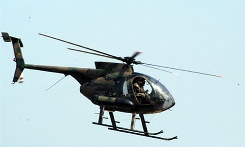 Trực thăng Philippines ồ ạt nã đạn vào phiến quân thân IS 1