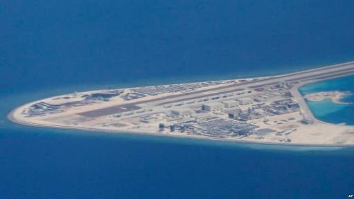 Trung Quốc tức tối vì G7 đồng lòng phản đối quân sự hóa Biển Đông 1