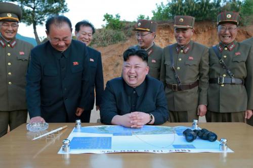 Lộ diện ba nhân vật quyền lực đứng sau chương trình hạt nhân của Triều Tiên 1