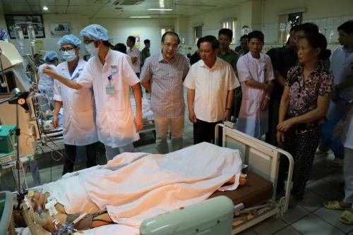 Vụ 7 người chết khi chạy thận: Bộ trưởng Y tế yêu cầu lập HĐ chuyên môn 1