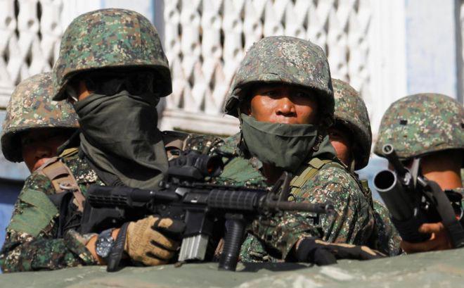 Quân đội Philippines giành quyền kiểm soát hoàn toàn Marawi  1