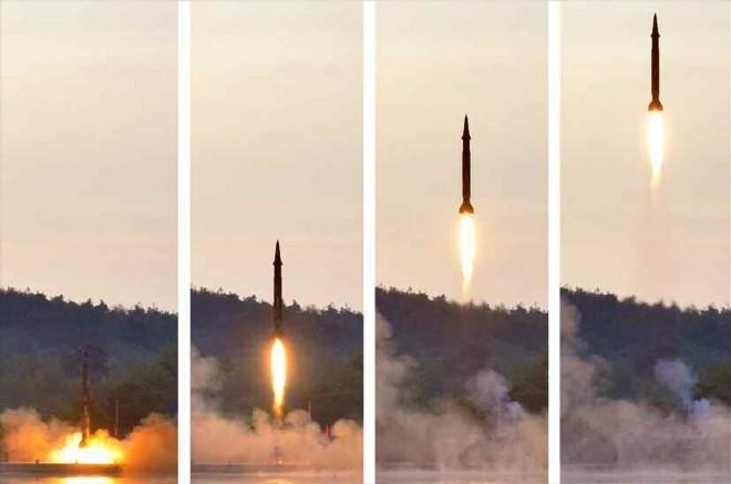 Triều Tiên lên tiếng sau vụ phóng tên lửa mới nhất 1