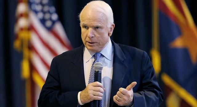 Biển Đông: John McCain tố Trung Quốc hành xử như 'kẻ bắt nạt' 1
