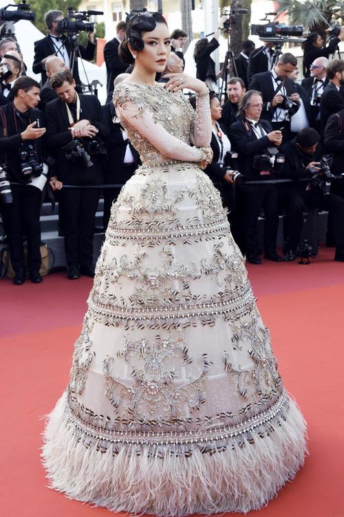 Lý Nhã Kỳ bị trộm tại LHP Cannes 1