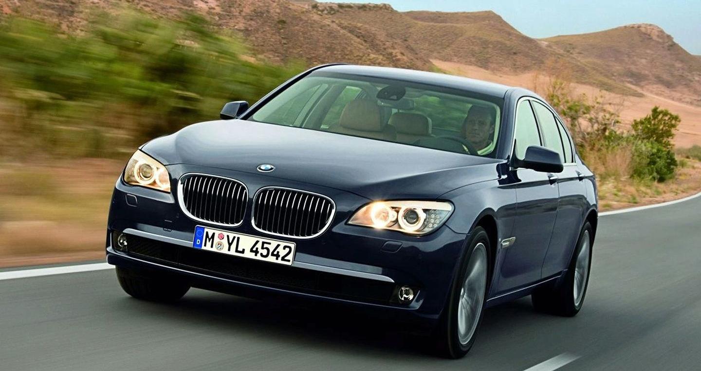 Hình ảnh Hơn 45.000 xe BMW 7-Series dính án triệu hồi do lỗi cửa tại Mỹ số 1