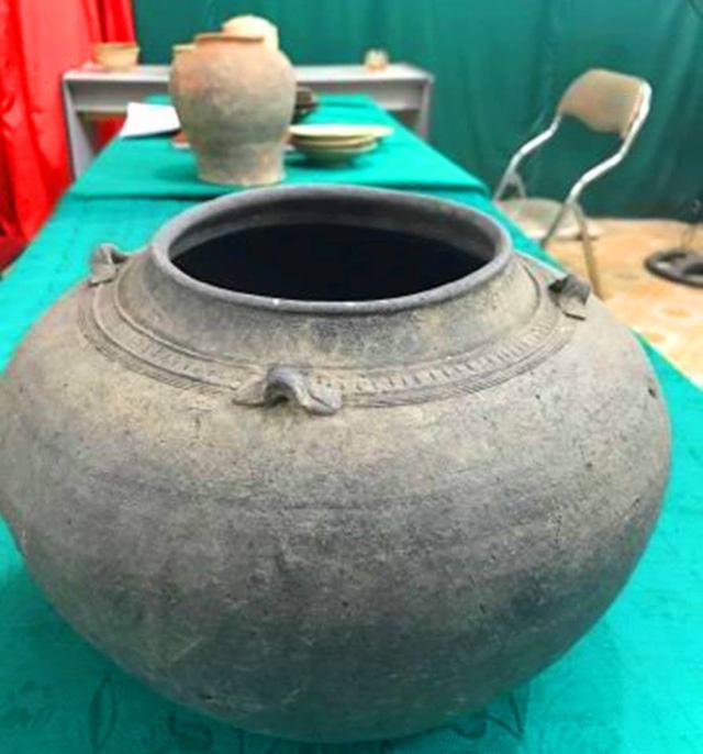 Phát hiện nhiều đồ cổ quý hiếm ở Hà Tĩnh 1