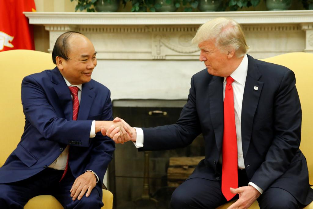 Thủ tướng Nguyễn Xuân Phúc kết thúc chuyến thăm chính thức Hoa Kỳ 1