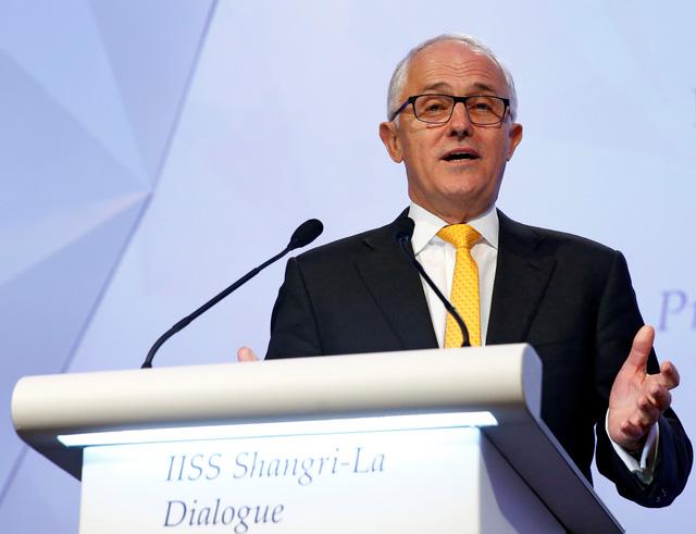 Hình ảnh Biển Đông: Australia cảnh báo Trung Quốc không bắt nạt láng giềng số 1