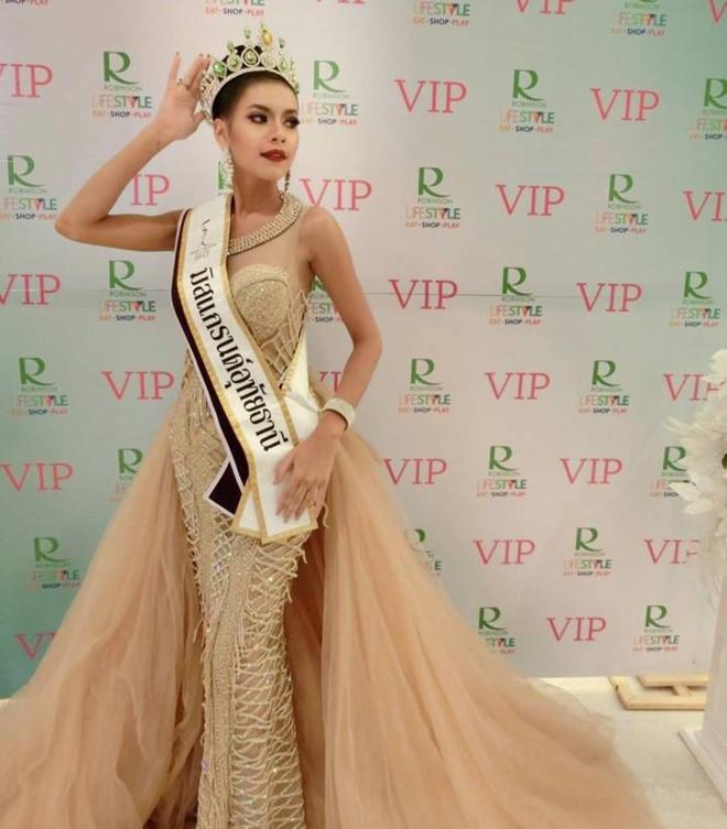 Hoa hậu 19 tuổi Thái Lan chết thảm sau 4 ngày đăng quang 3