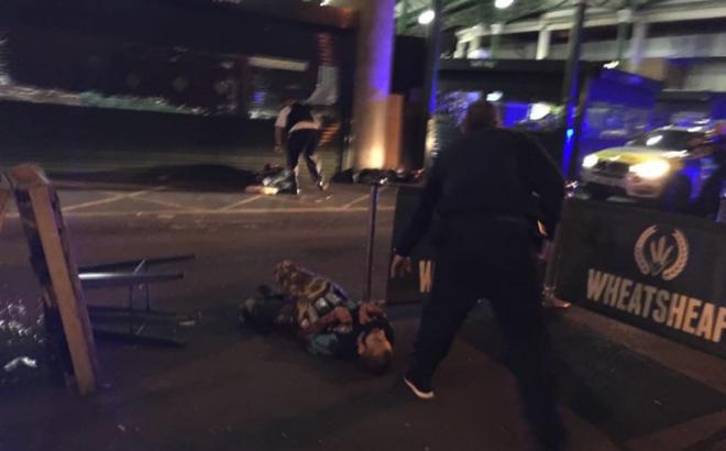 Thông tin mới về 3 vụ tấn công tại Anh 1