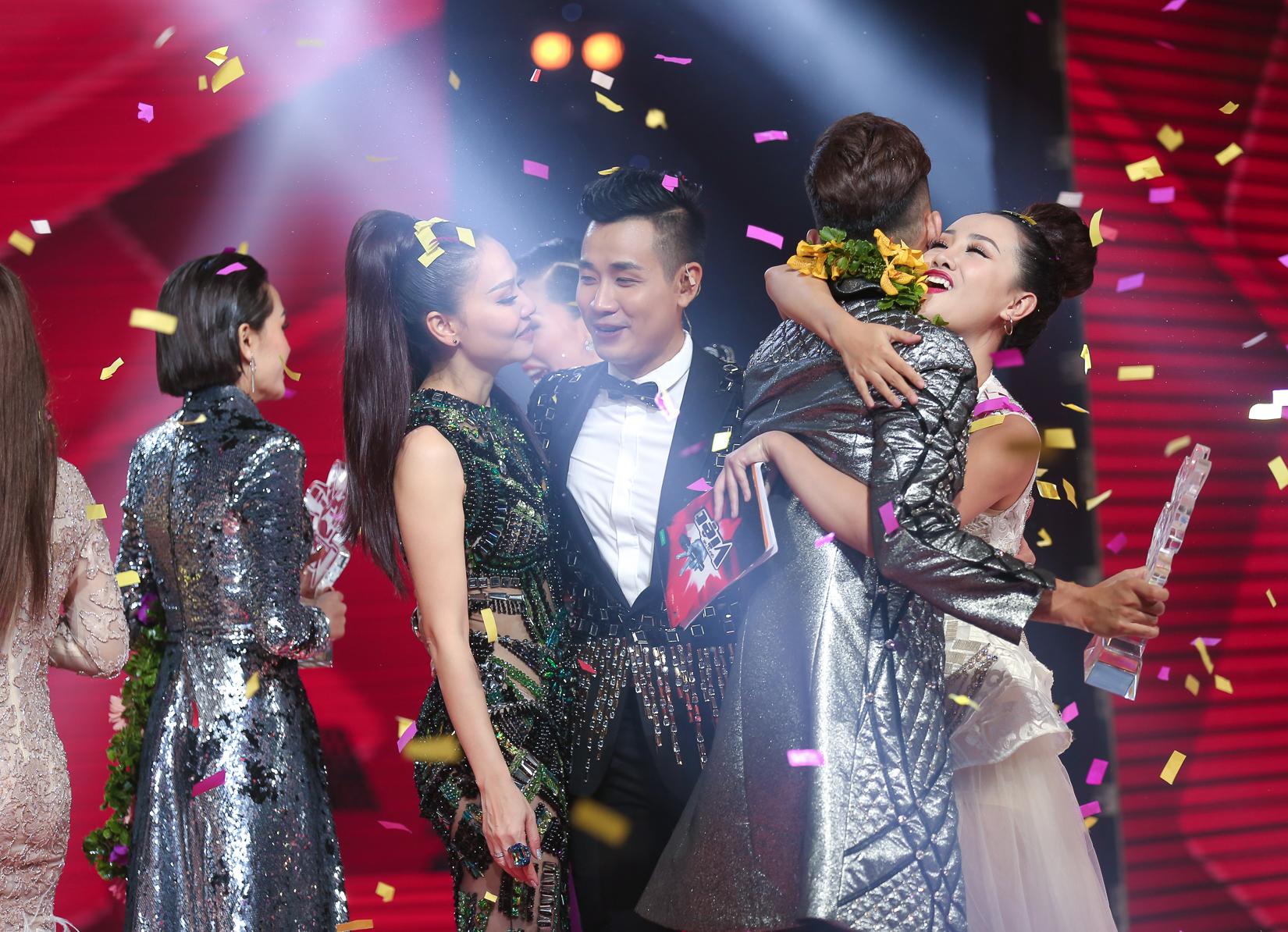 Chung kết giọng hát Việt 2017: Ali Hoàng Dương chiến thắng là kết quả được đoán trước 4