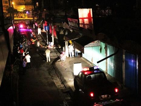 Nguyên nhân vụ bé trai 14 tuổi bị chém chết ở Sài Gòn 1
