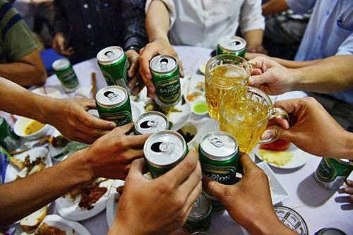 Sự thật việc uống bia giúp giải khát khi nắng nóng đỉnh điểm 3