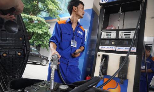 Xăng dầu đồng loạt tăng giá từ 15h chiều 5/6 1