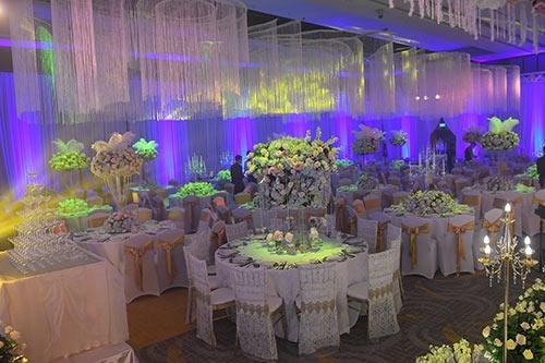 Cận cảnh đám cưới xa hoa của Hoa hậu Sang Lê và đại gia mía đường 2