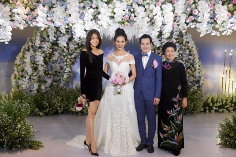 Cận cảnh đám cưới xa hoa của Hoa hậu Sang Lê và đại gia mía đường 7