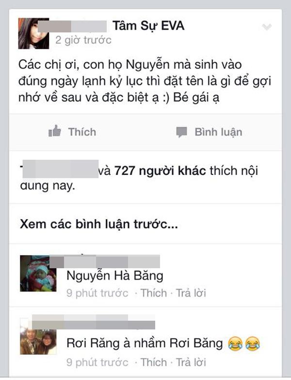 Loạt bình luận hài hước khi đặt tên Facebook cho chàng trai trẻ tên Đăng 4