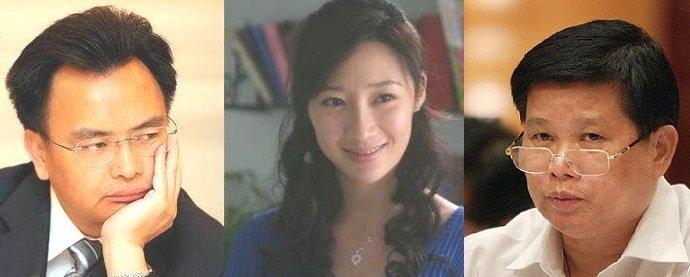 Bi hài quan tham Trung Quốc cố chết bảo vệ người tình 2