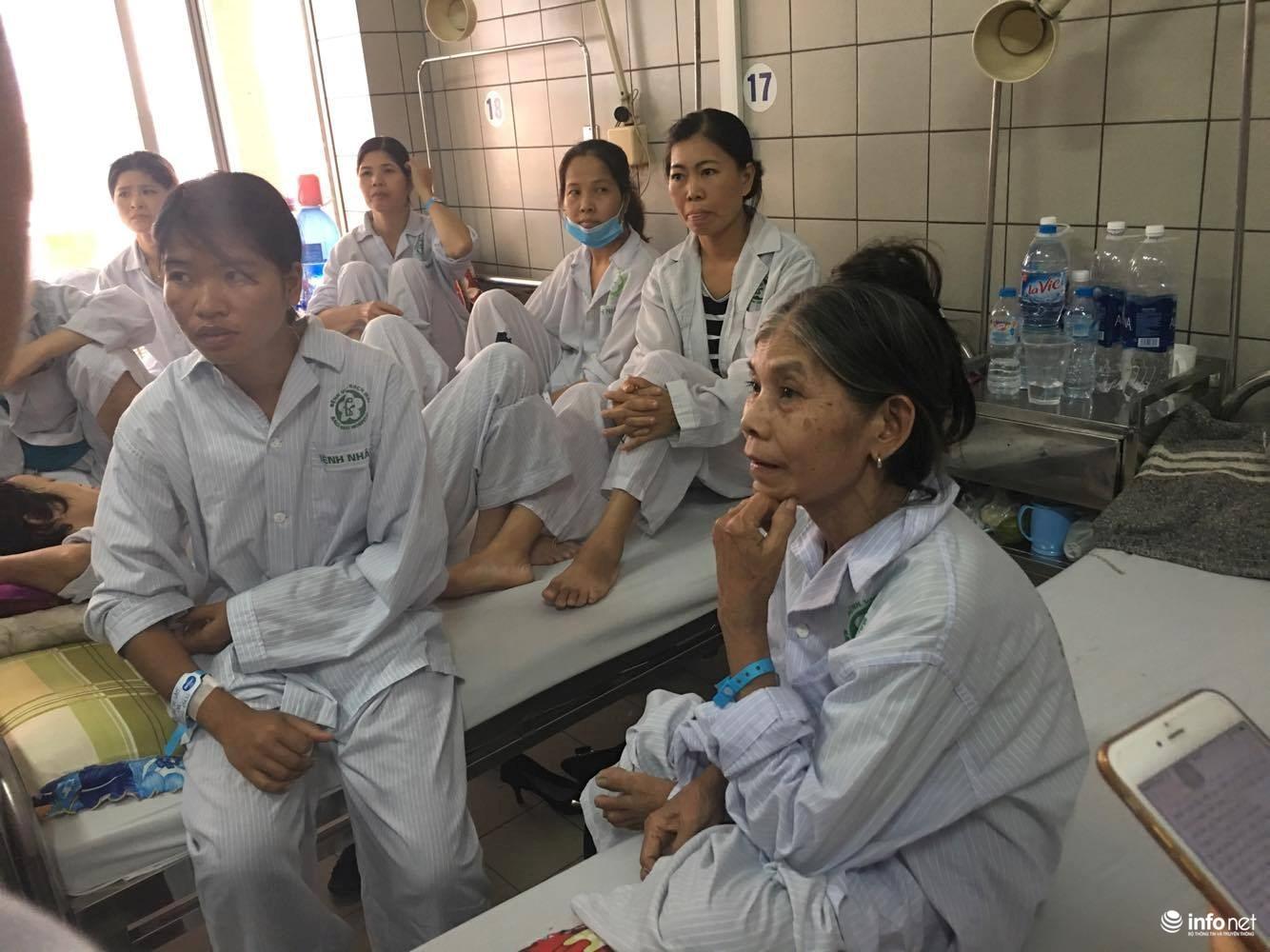 Vụ chạy thận bị sốc ở Hòa Bình: Hôm nay, 10 bệnh nhân được xuất viện 1