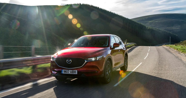 Mazda CX-5 2017 có giá từ 30.700 USD tại Anh 2