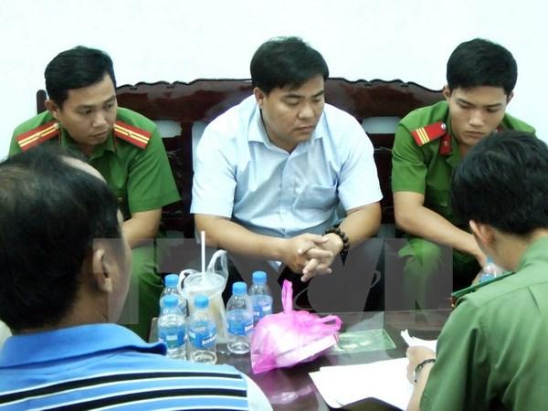 Bắt tam giam Phó Chi cục Quản lý thị trường tỉnh Sóc Trăng 1