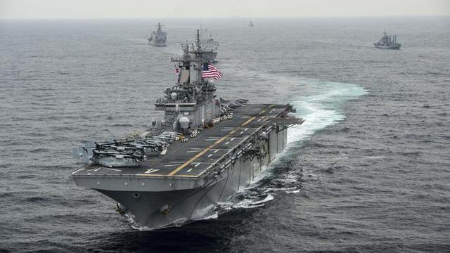 Trung Quốc đang theo dõi mọi động thái của Mỹ ở Biển Đông 1