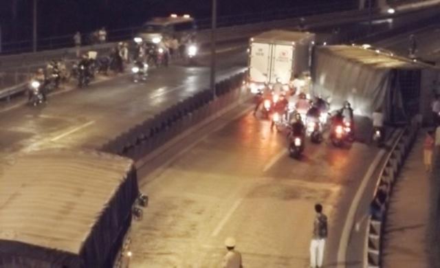 Tai nạn hy hữu: Tài xế xe tải bị chính chiếc xe của mình cán tử vong 1