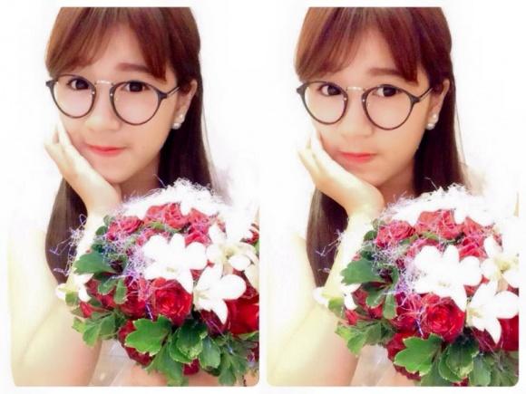 Cô con gái xinh như hot girl ít biết của nghệ sĩ Kim Tử Long 1