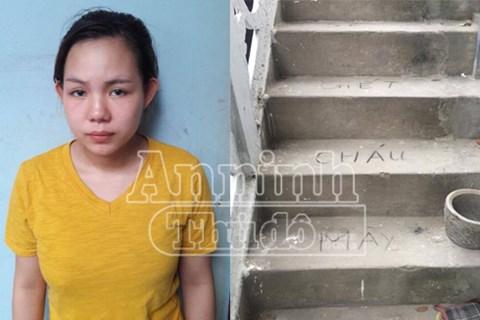 Người mẹ sát hại con 33 ngày tuổi ở Hà Nội khai gì? 1