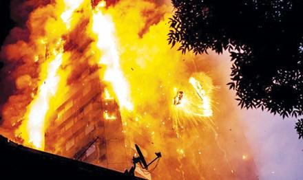 Cháy tòa nhà 27 tầng tại Anh: Thảm họa được dự đoán trước 1