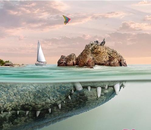 Những hòn đảo ngầm và sự thật bên dưới khiến nhiều người giật mình 3