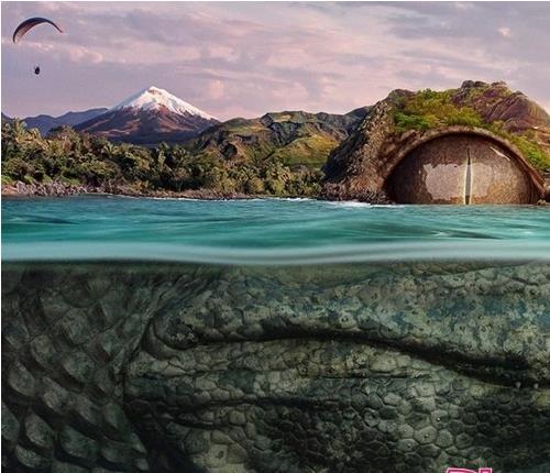 Những hòn đảo ngầm và sự thật bên dưới khiến nhiều người giật mình 4