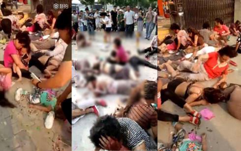 Vụ nổ gần nhà trẻ Trung Quốc: Xác định là đánh bom, nghi phạm đã chết 1