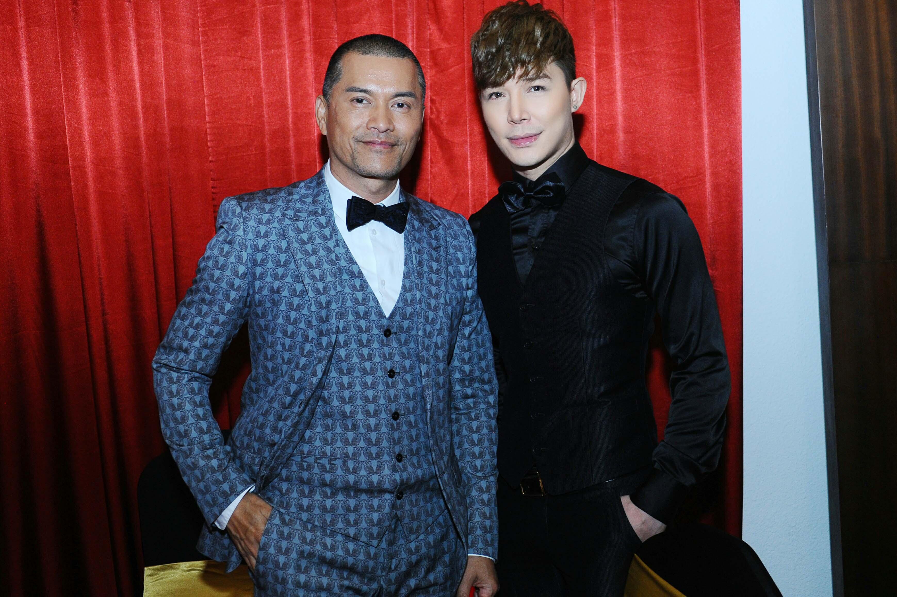 Nathan Lee khoe ảnh độc cùng người cha đại sứ Trương Triều Dương  5