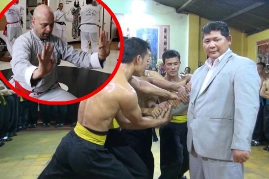 Hình ảnh Chưởng môn Nam Huỳnh Đạo đạt đến cảnh giới, muốn gặp cao thủ Vịnh Xuân số 2