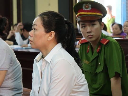 Bà 'trùm' đường dây buôn bán ma túy 'khủng' ở Sài Gòn lĩnh án tử 1