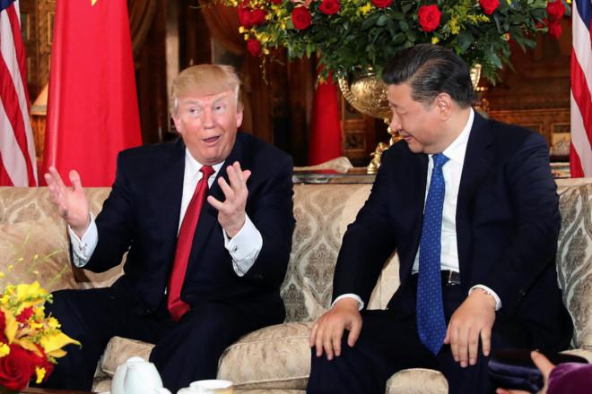Hình ảnh Nhờ Trung Quốc giải quyết vấn đề Triều Tiên, chiến lược của Trump gây hoài nghi số 1