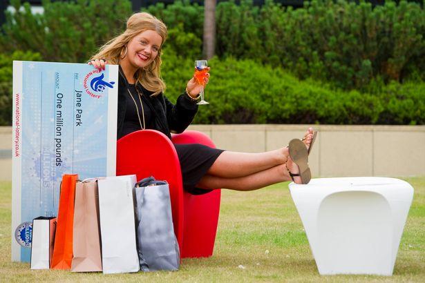 Hình ảnh Cô gái kiện công ty xổ số vì trao giải quá lớn phá hỏng cuộc đời số 1