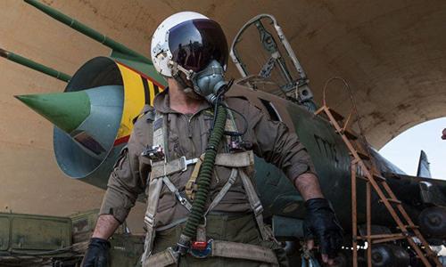 Gay cấn cuộc giải cứu phi công máy bay Su-22 bị Mỹ bắn rơi 1