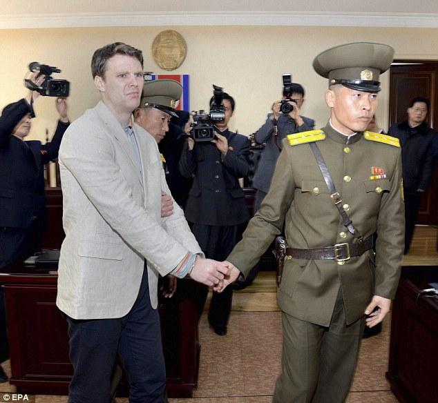 Hình ảnh Báo Mỹ kêu gọi tấn công phủ đầu Triều Tiên sau cái chết của Warmbier số 1