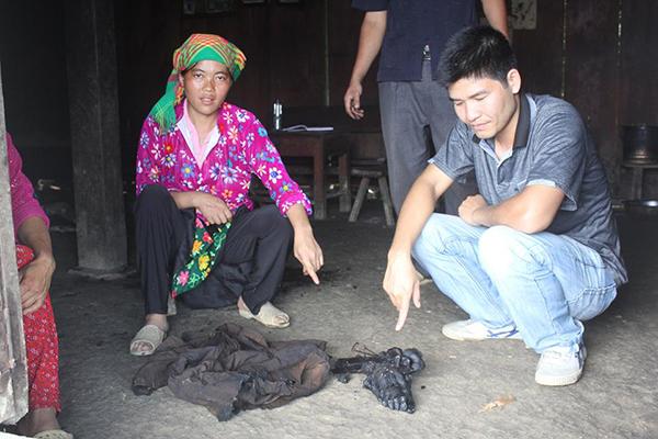 """Rợn tóc gáy với tập tục """"thịt người gác bếp"""" ở Hà Giang 3"""