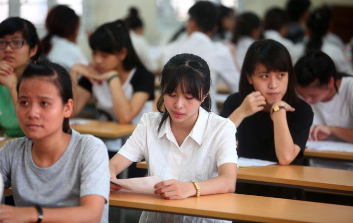 Thi THPT quốc gia 2017: 49 thí sinh bị đình chỉ trong ngày thi đầu tiên 1
