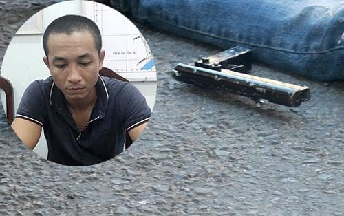 Vụ thanh niên bị bắn chết khi dừng đèn đỏ: Nghi phạm định tự sát 1