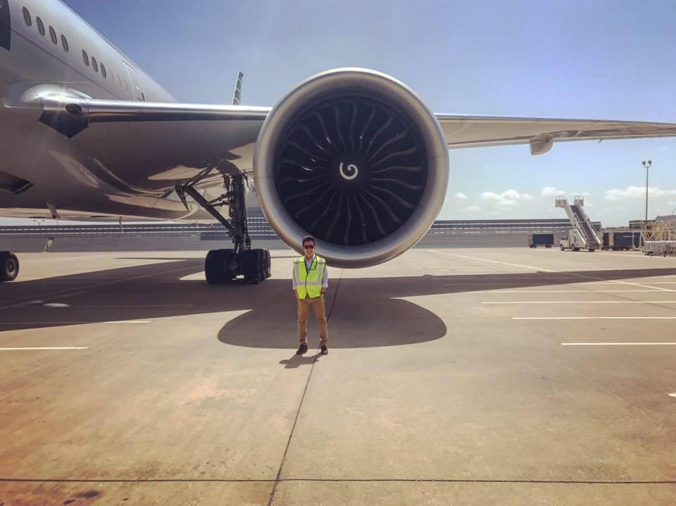 Con trai ruột Hoài Linh trở thành kỹ sư hàng không trên đất Mỹ 1