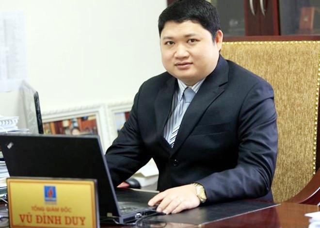 Bộ Công an truy nã quốc tế cựu Tổng Giám đốc PVTex Vũ Đình Duy 1