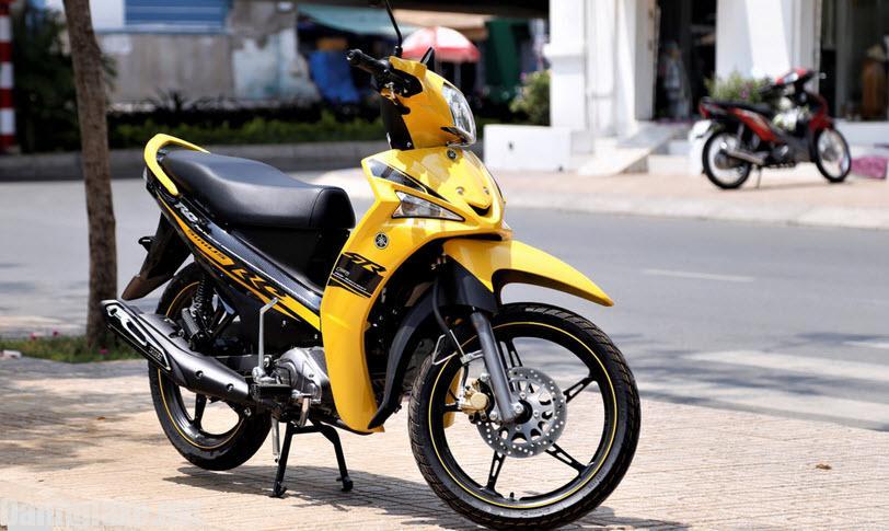 Hình ảnh 5 mẫu xe số, giá rẻ được tìm mua nhiều nhất tại Việt Nam số 2