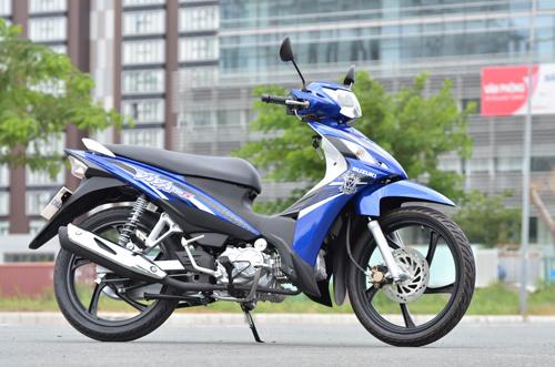 Hình ảnh 5 mẫu xe số, giá rẻ được tìm mua nhiều nhất tại Việt Nam số 5