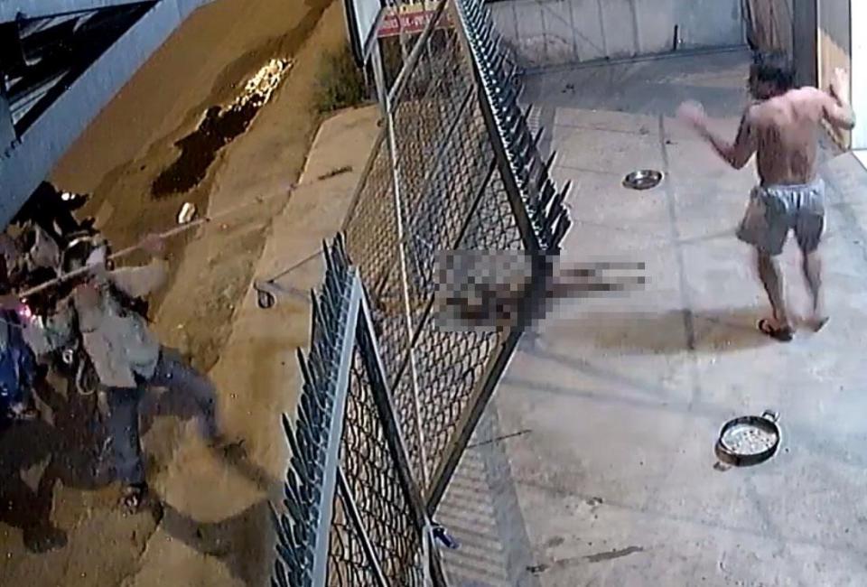 """Báo Anh gọi nhóm cẩu tặc cướp chó trước mặt chủ nhà là """"những kẻ sát nhân tàn bạo"""" 1"""